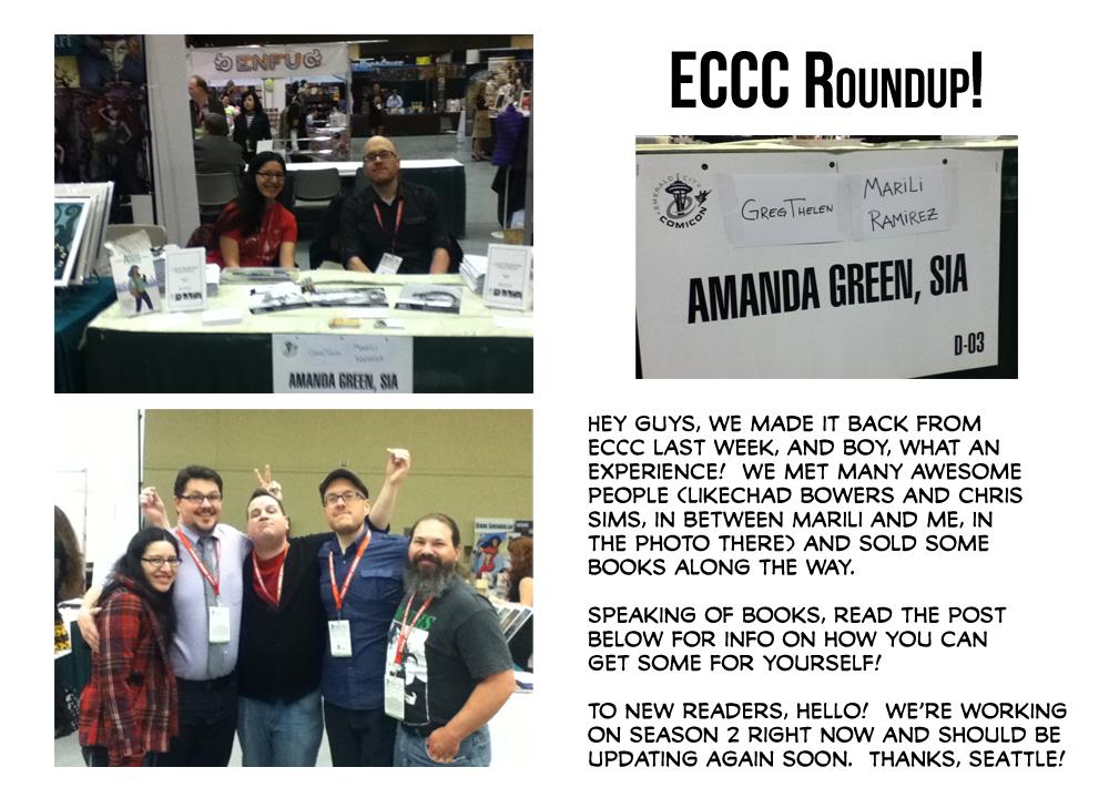 ECCC Roundup