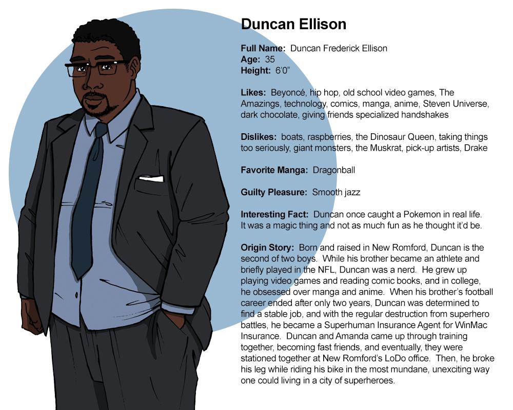 Profile:  Duncan
